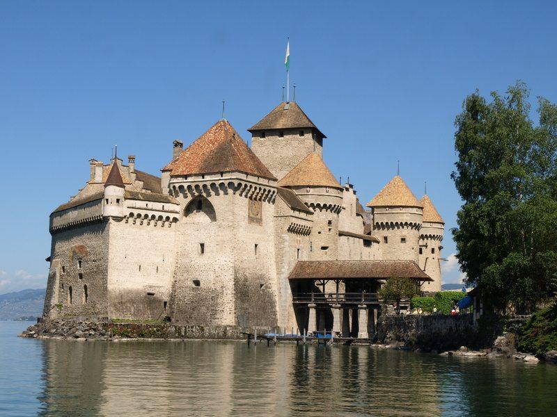 Schloss Chillon (Bild: © Andreas Ernst - Fotolia.com)