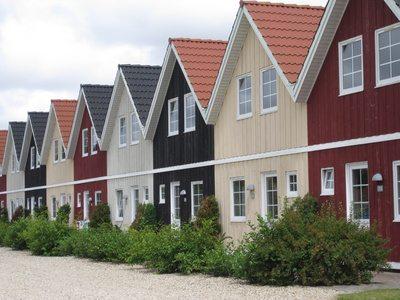 Ferienhäuser in Dänemark (© ASonne30 - Fotolia.com)