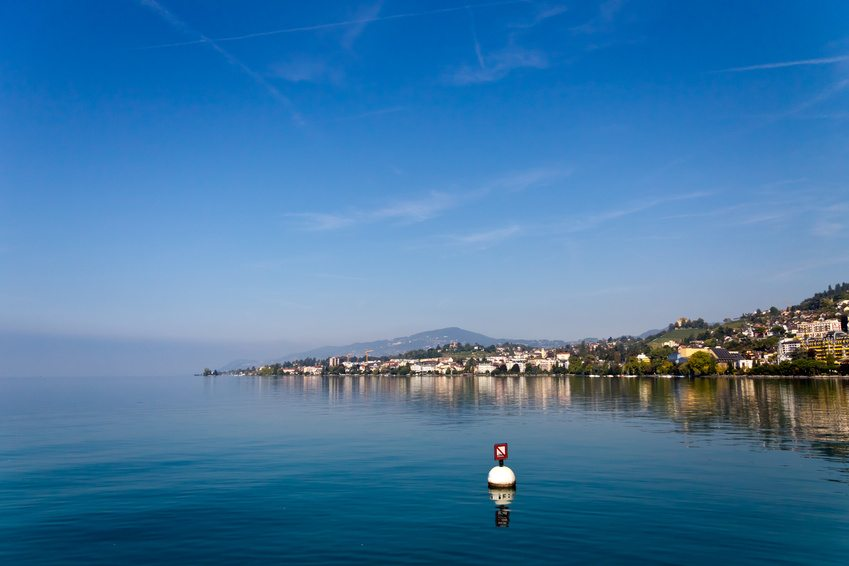 Montreux, Genfer See (Bild: © Svenja98 - Fotolia.com)