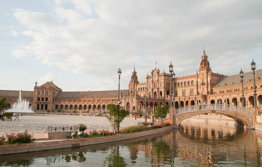 Piazza di Spagna, Siviglia (Bild: Pisolo94 - fotolia.com)