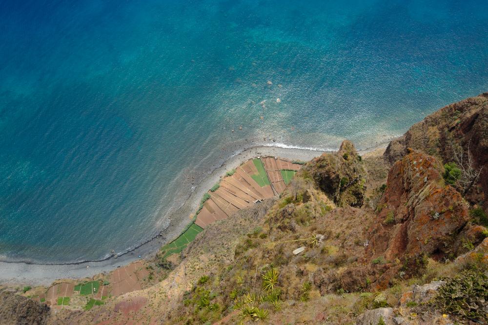 Cabo Girão, Madeira (Bild: Andreas Buettner - shutterstock.com)