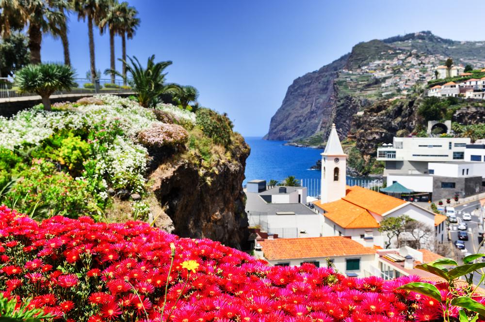 Camara de Lobos, Madeira (Bild: symbiot - shutterstock.com)