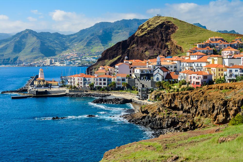 Marina da Quinta Grande, Madeira (Bild: Alberto Loyo - shutterstock.com)