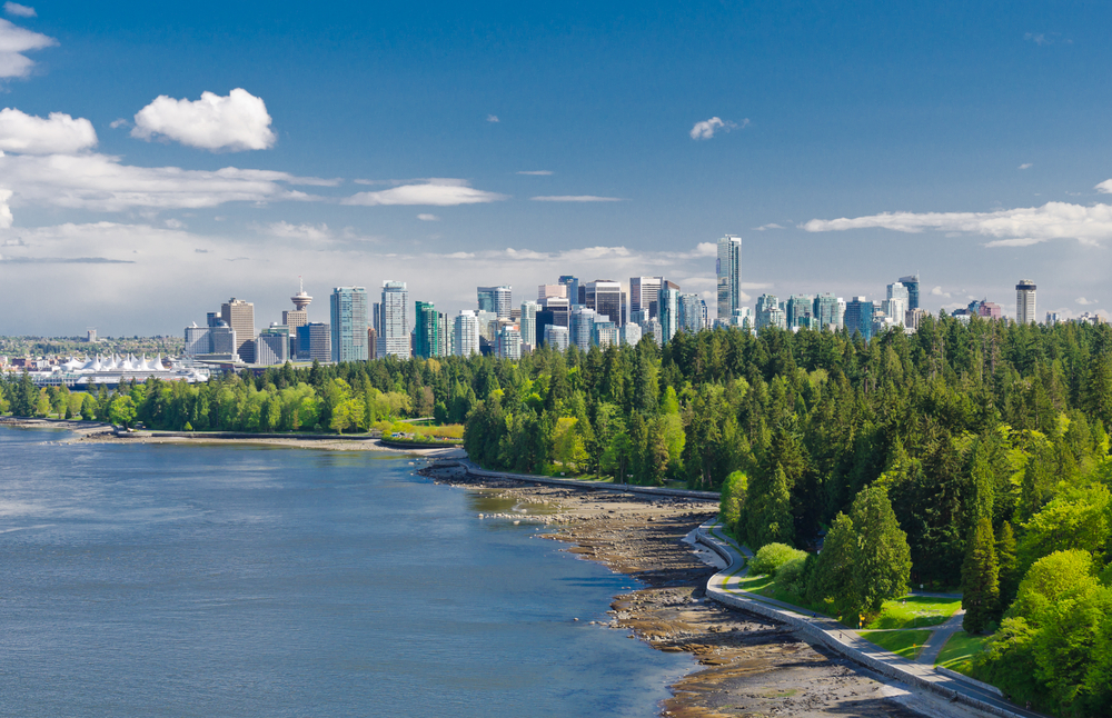 Vancouver - ein tolles Reiseziel (Bild: romakoma - shutterstock.com)