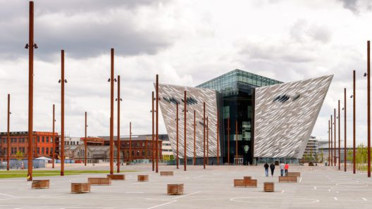 Titanic Quarter, Belfast (Bild: Anton_Ivanov - shutterstock.com)