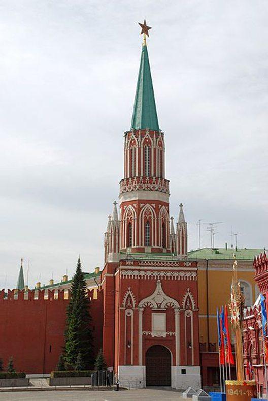 Der Nikolausturm (© Andrey / Wikimedia / CC)