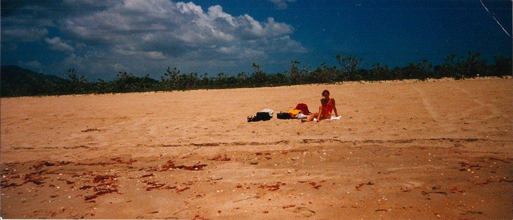 Manchmal hat man auf Margarita den Strand für sich alleine. (© Alin Cucu)