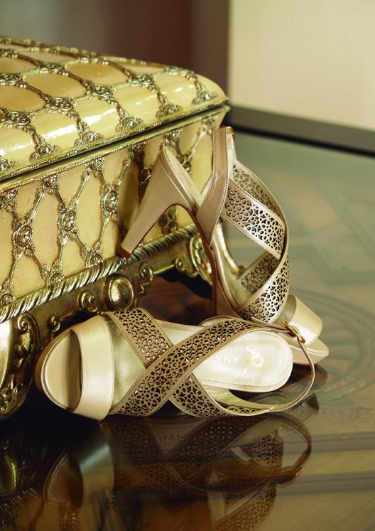 Schuhe von Ana Roman (Bild: Natalia Muler)