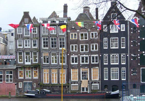 In der Altstadt von Amsterdam (Bild: Natalia Muler)