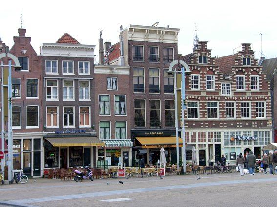 Amsterdamer Cafés (Bild: Natalia Muler)