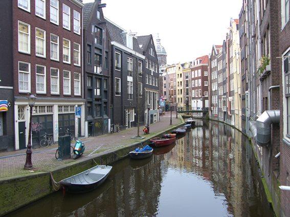 Das venezianische Flair von Amsterdam (Bild: Natalia Muler)