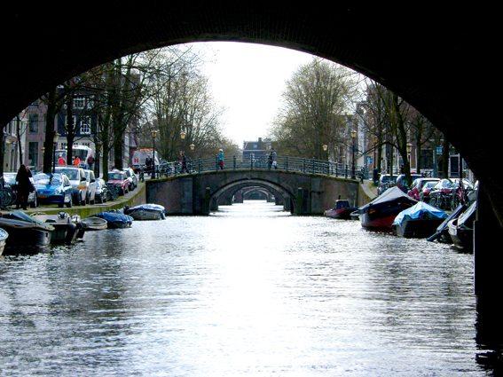 Tausendundeine Brücken von Amsterdam (Bild: Natalia Muler)