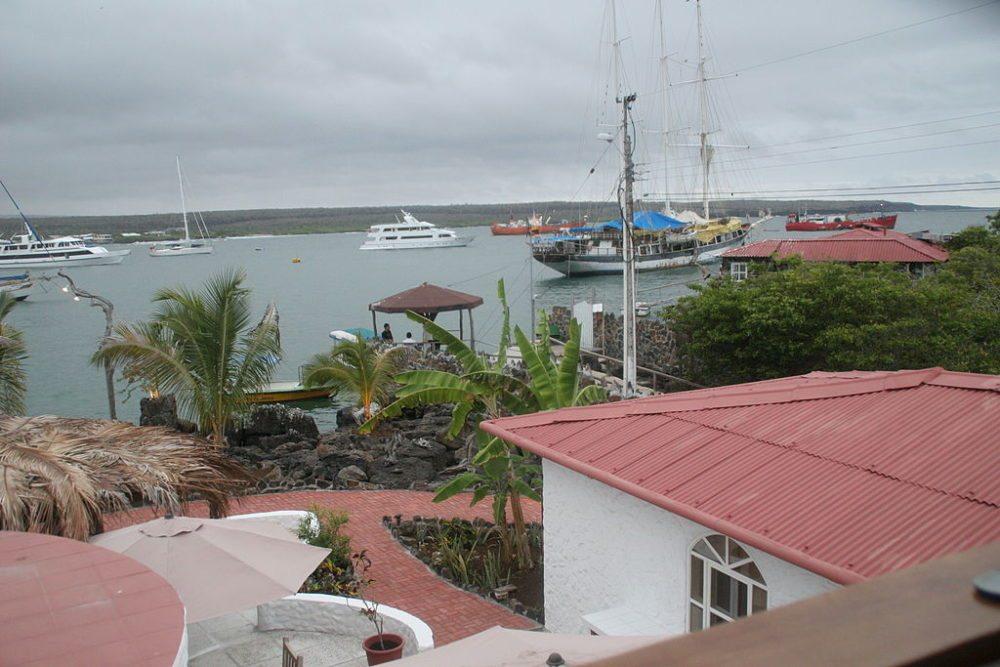 Puerto Ayora. (Urheber: Michael R Perry / Wiki)