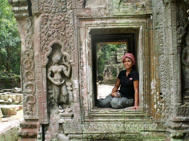 Banteay Srey.  (Urheber: © Frank Schneidewind)