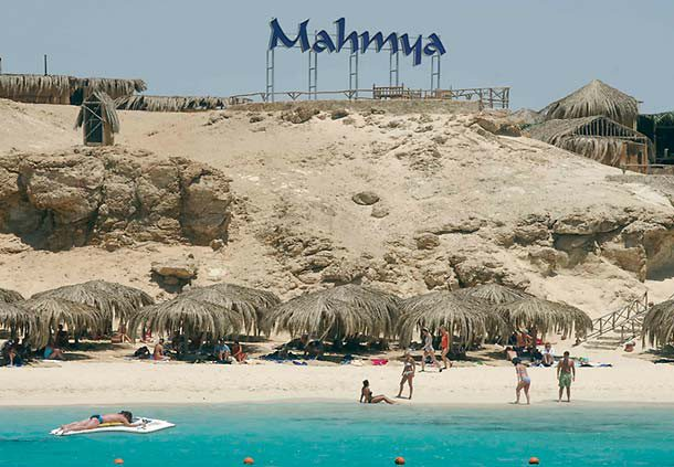 Mahmya in Hurghada. (Bildquelle: marriot.com)