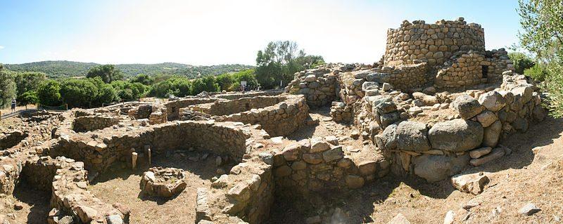 Nuraghe la Prisciona, Sardinien (Bild: Heinz-Josef Lücking, Wikimedia, CC)