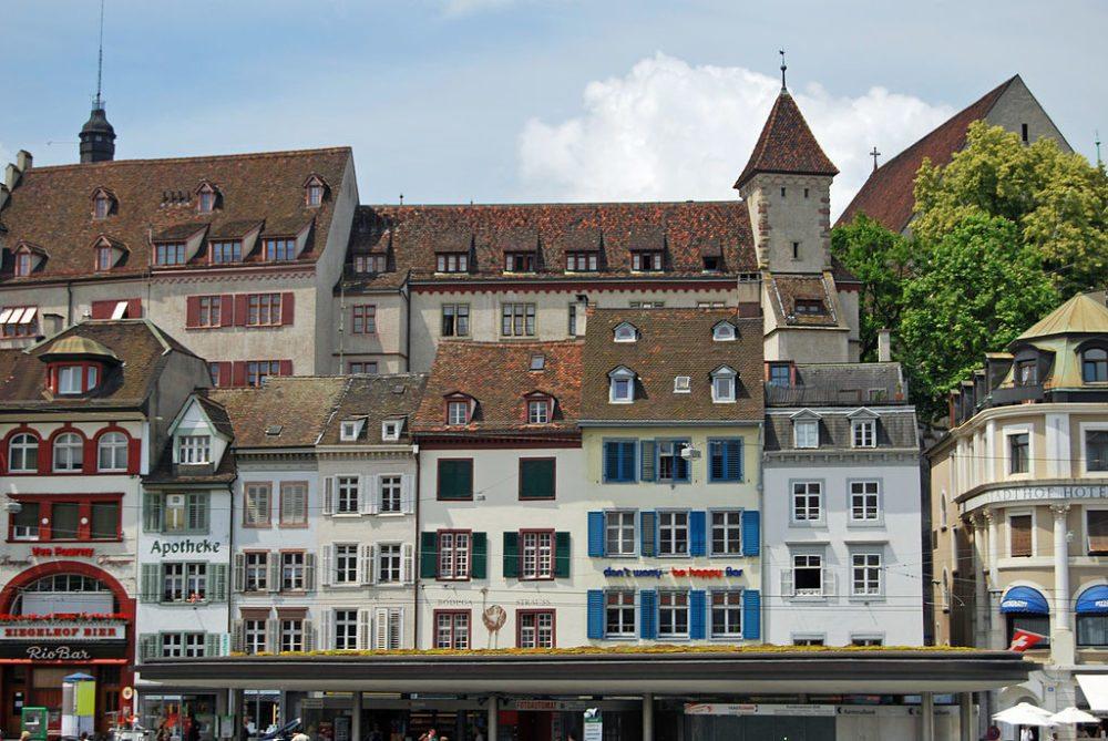 Barfüsserplatz, Basel