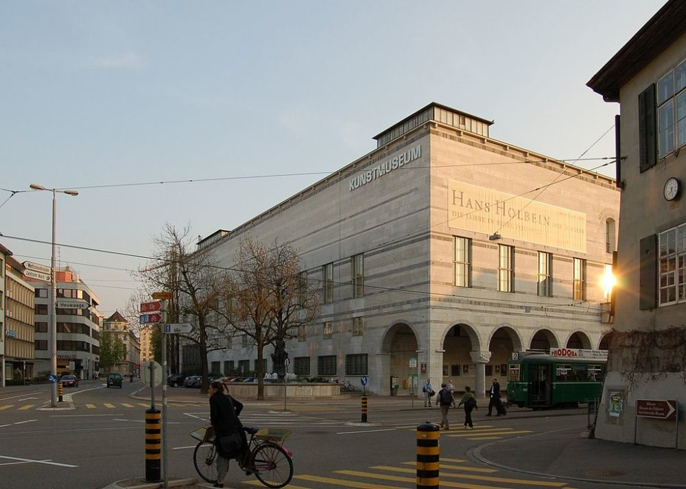 "Kunstmuseum Basel. (Urheber: Wladyslaw Sojka / Wiki / <a href=""http://creativecommons.org/licenses/by-sa/3.0/deed.en"" target=""_blank"">CC</a>)"