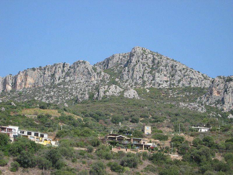 Baunei, Provinz dell´Ogliastra, Sardinien (Bild: Rosanna C., Wikimedia, CC)
