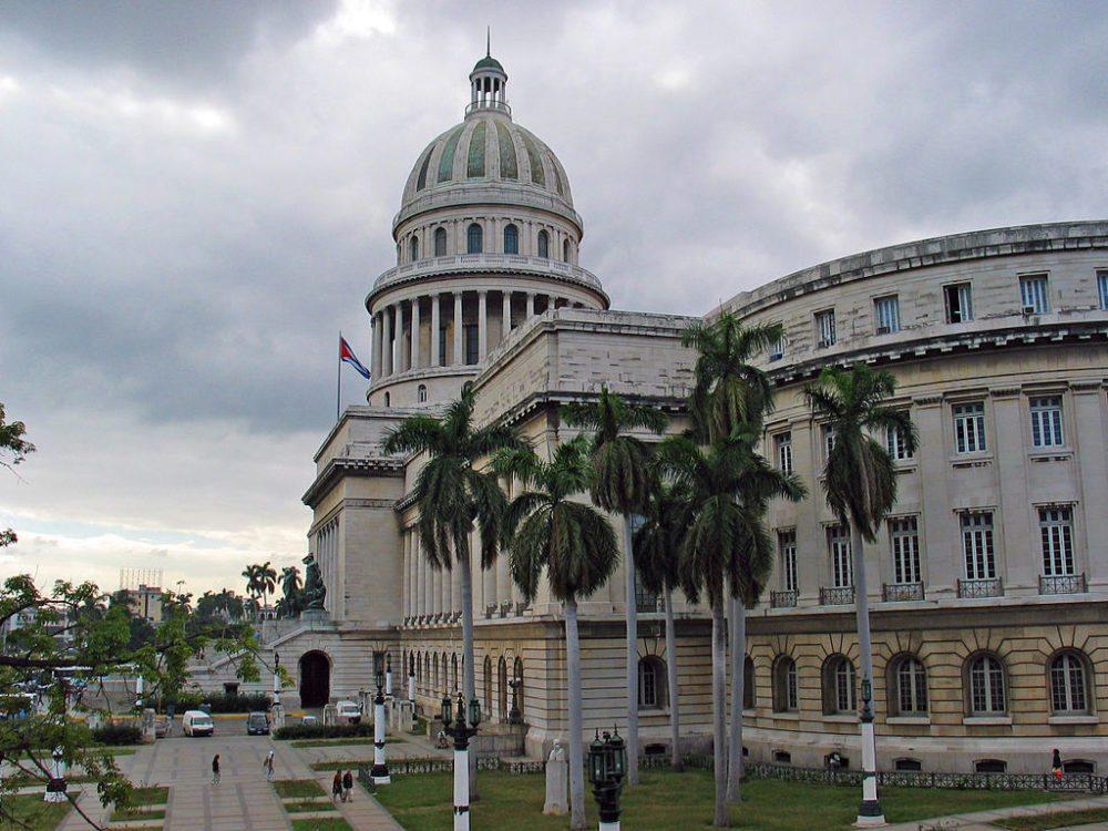 Kapitol in Havanna, Kuba. (Urheber: Michael Oswald / Wiki)