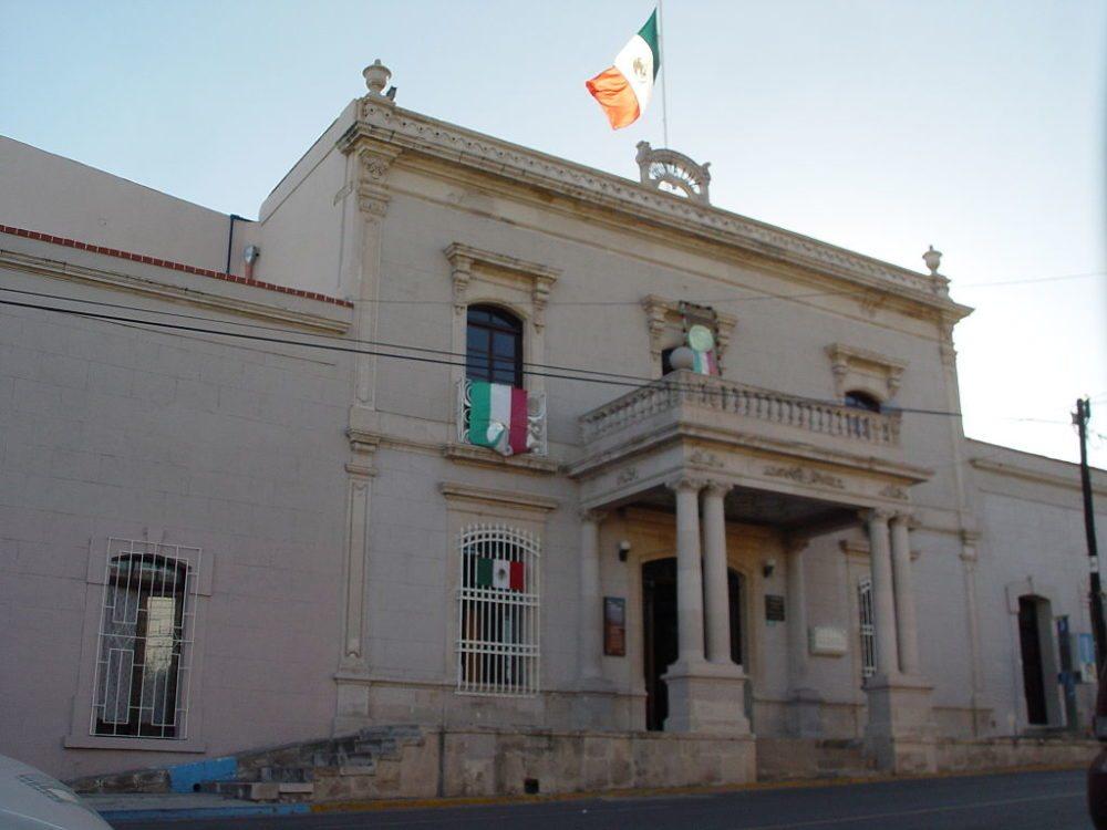 "Casa De Pancho Villa. (Urheber: Pedro Eduardo Romero Vàzquez / Wiki / Lizenz: <a href=""http://creativecommons.org/licenses/by-sa/3.0/deed.en"" target=""_blank"">CC</a>)"