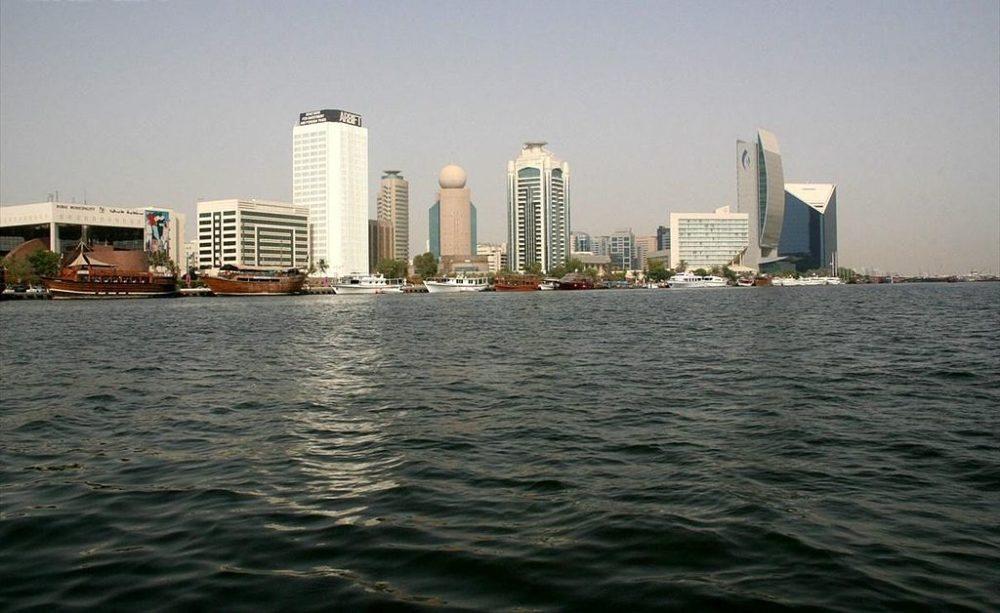 Dubai Creek. (Urheber: Imre Solt / Wiki / Lizenz: GFDL)