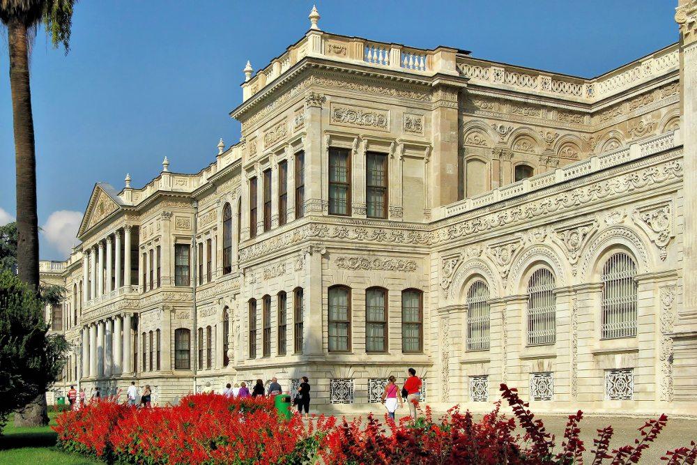 "Dolmabahçe-Palast, Istanbul. (Urheber: Bildpixel / <a href=""http://pixelio.de"" target=""_blank"">pixelio.de</a>)"