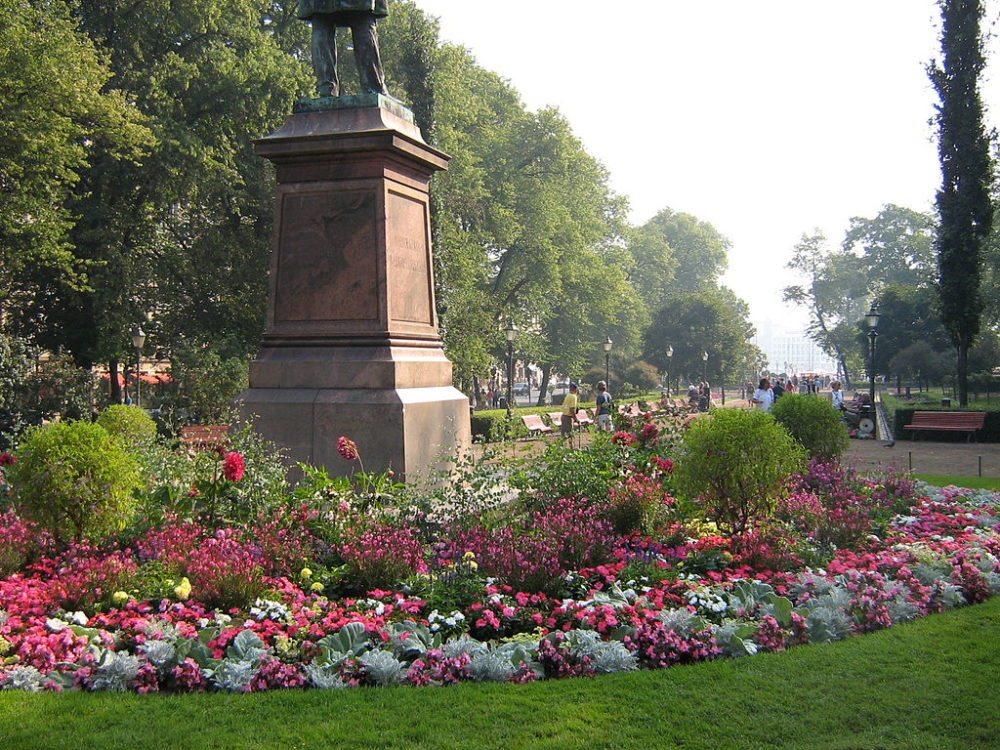 Esplanadi, Helsinki. (Urheber: Foeke Noppert / Wiki)