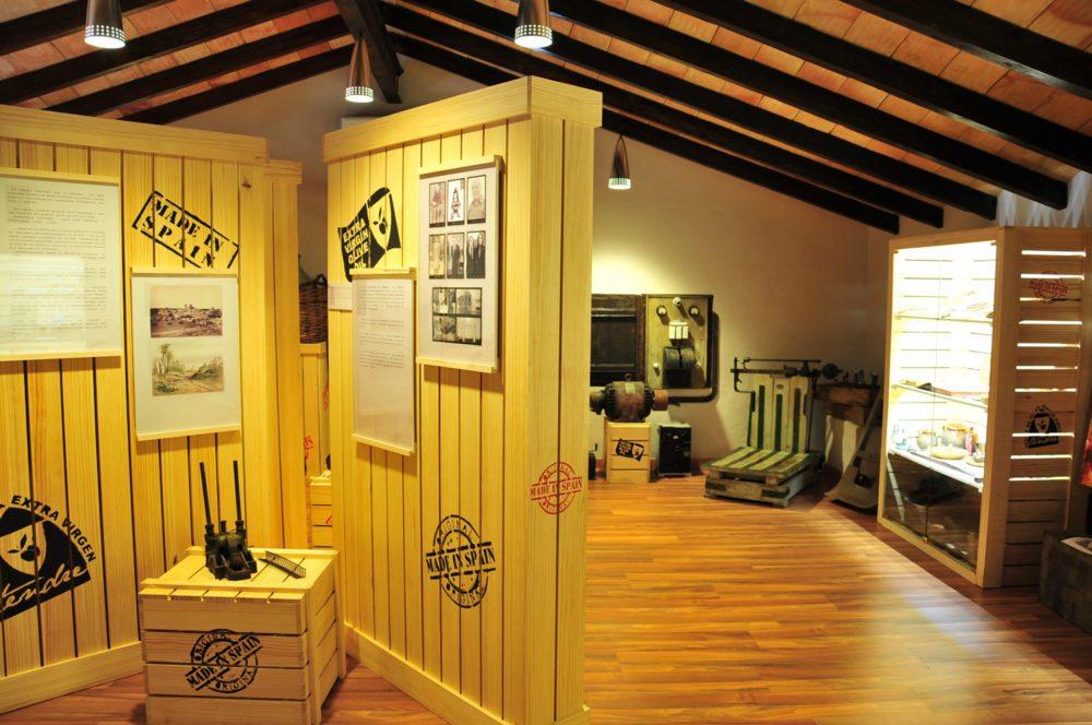 Das Museum El Tendre (Bild: Olivenölmühle El Tendre)