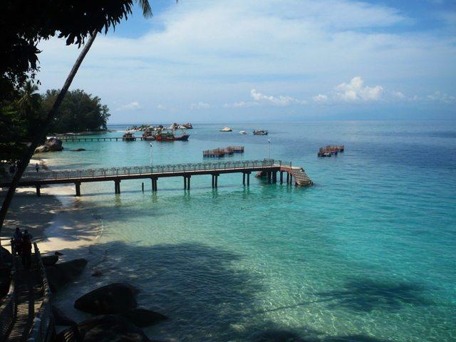Perhentian Besar, Malayia. (Urheber: adiput / Wiki)