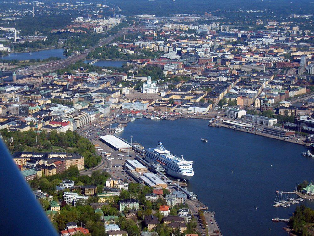 "Südhafen, Helsinki. (Urheber: Henri Bergius / Wiki / Lizenz: <a href=""https://creativecommons.org/licenses/by-sa/2.0/deed.en"" target=""_blank"">CC</a>)"
