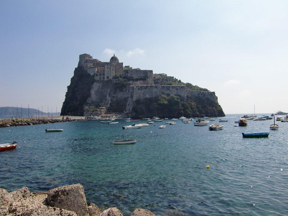 Castello Aragonese Ischia. (Urheber: Marija Tojagic / pixelio.de)