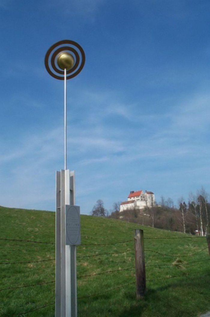 Waldburger Planetenweg (Bild: Gemeinde Waldburg)
