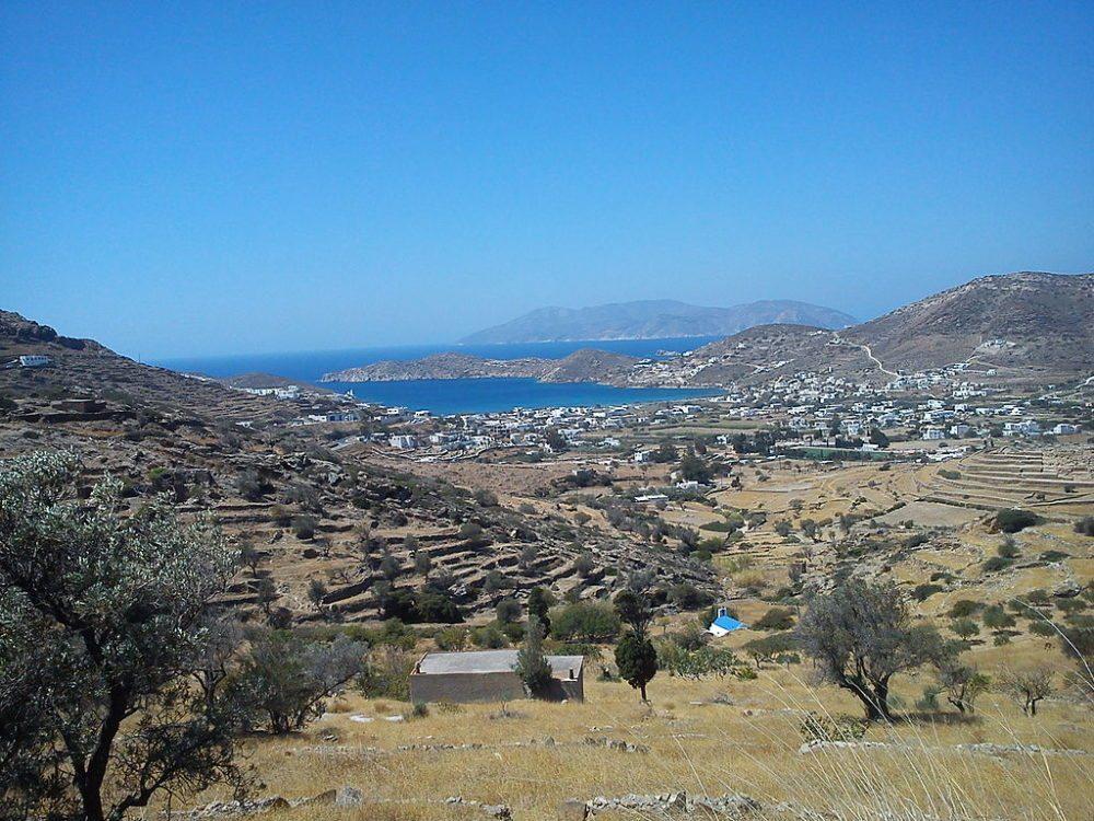 Insel Ios. (Urheber: Αρετή Στραφιώτου / Erietta at Greek Wikipedia)