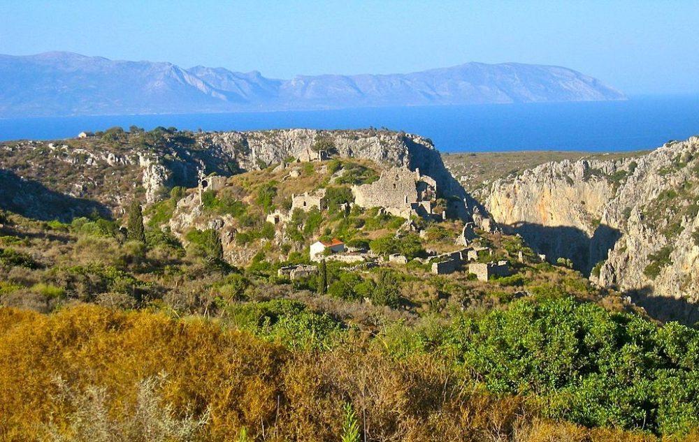 "Paleochora, Kreta. (Urheber: Dr mercator / Wiki / Lizenz: <a href=""http://creativecommons.org/licenses/by-sa/3.0/deed.de"" target=""_blank"">CC</a>)"