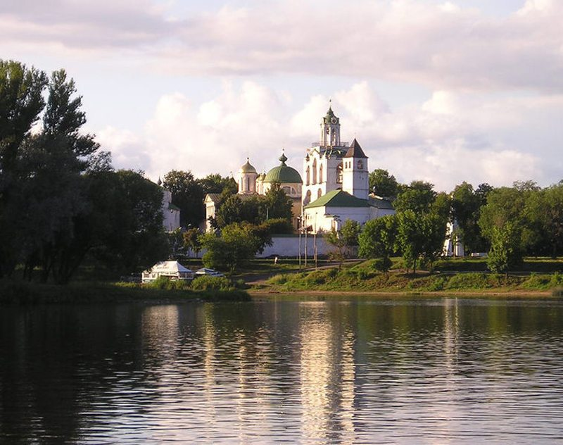 Christi-Verklärungs-Kloster, Jaroslawl (Bild: Ghirna, Wikimedia, GNU)