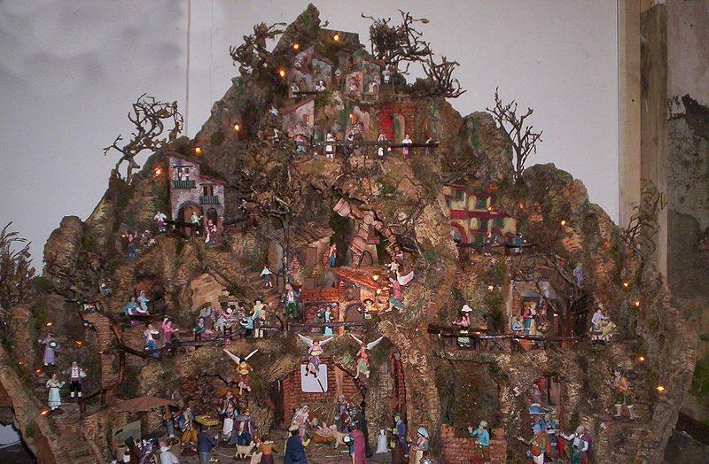 Weihnachtswelt Buon Natale oder Weihnachten auf Italienisch