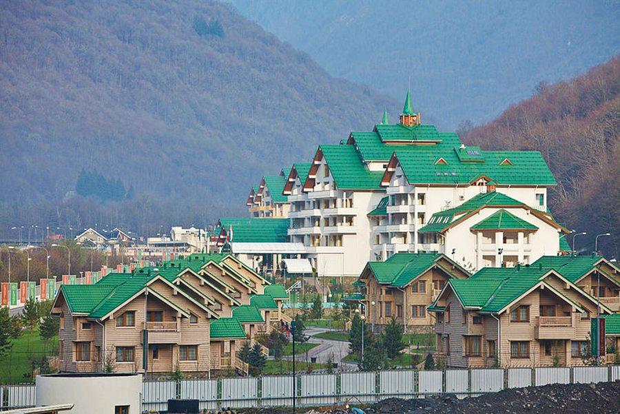 Grand Hotel Polyana in Sotschi (Bild: Mikhail Mokrushin, RIA Novosti archive, image #819989 / Mikhail Mokrushin / CC-BY-SA 3.0, Wikimedia, CC)
