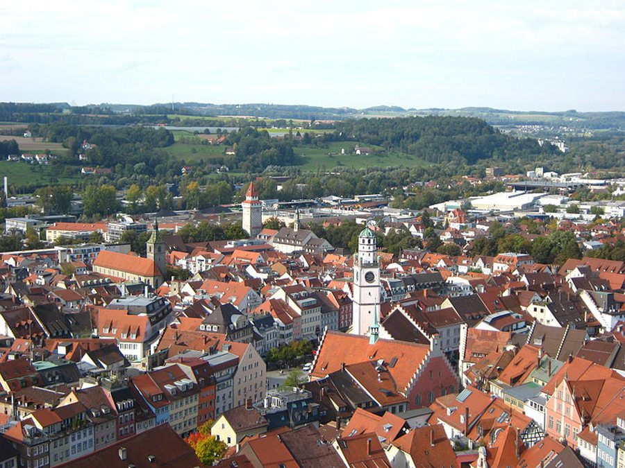 Blick vom Mehlsack (Bild: Vux, Wikimedia, CC)