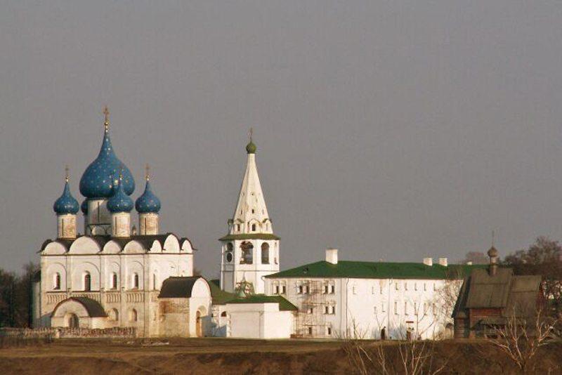 Marias-Geburtskloster, Suzdal (Bild: Simm, Wikimedia, CC)