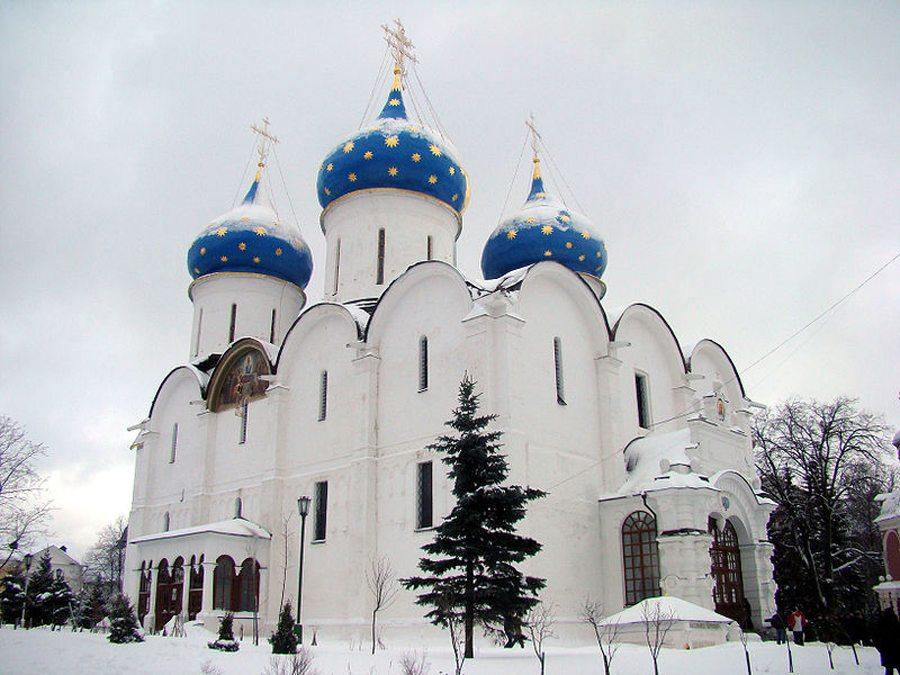 Mariä-Entschlafens-Kathedrale (Bild: akk_rus, Wikimedia, CC)