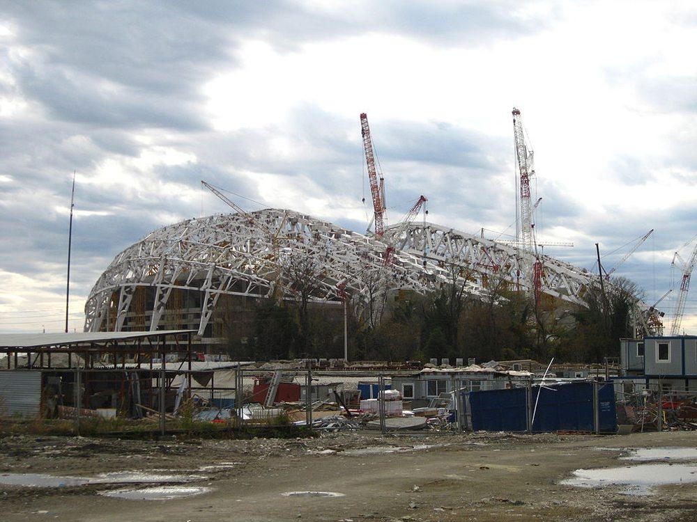 Olympiastadion in Dezember 2012 (Bild: Bescker, Wikimedia, CC)