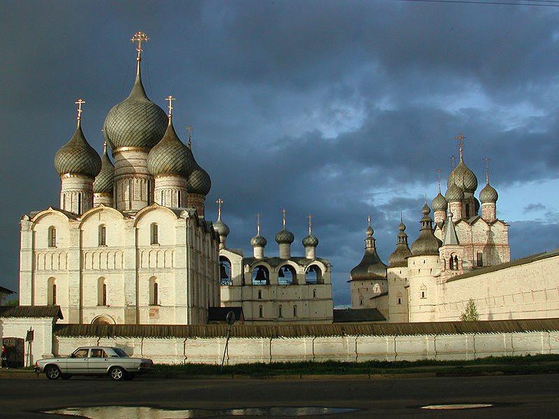 Rostower Kreml (Bild: G.U. Tonkiehn, WIkimedia, CC)