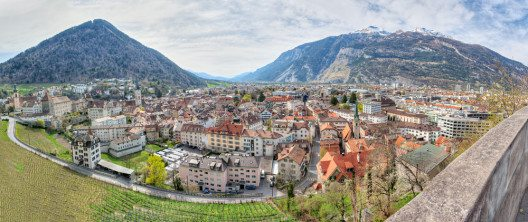 Panorama Chur (Bild: © Martin Lehmann - shutterstock.com)