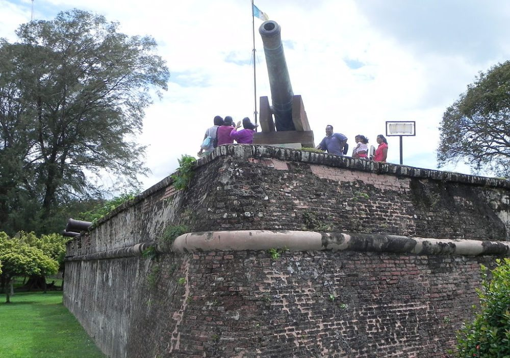 Fort Cornwallis in Georgtown, Penang (Bild: Hajotthu, Wikimedia, CC)