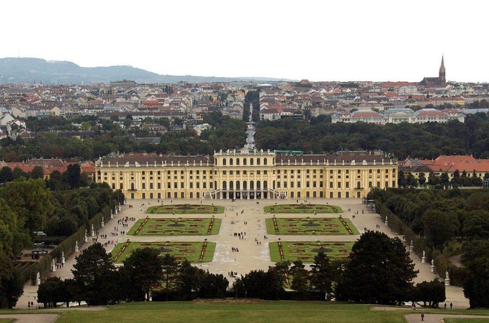 Schloss Schönbrunn(Bild: Katharina Wieland Müller  / pixelio.de)