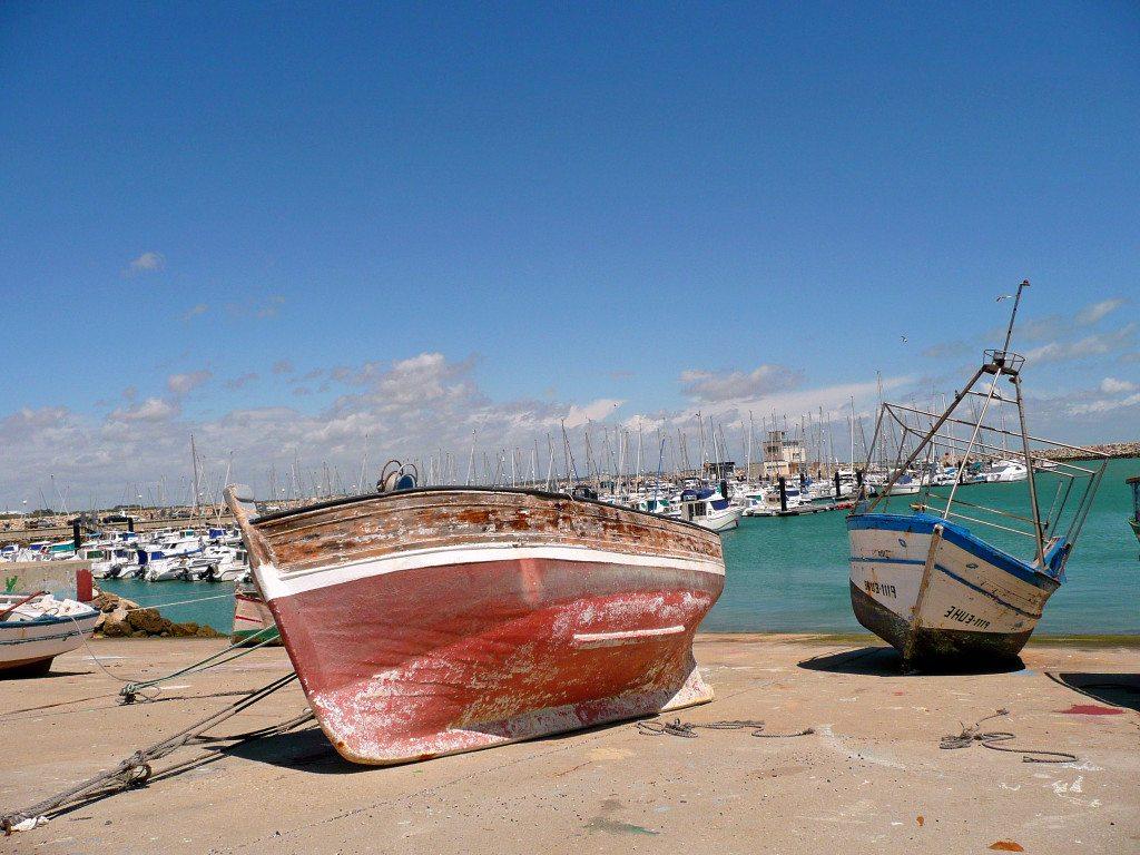 Hafen von Rota bei Cádiz (Bild: Gabi Schoenemann  / pixelio.de)