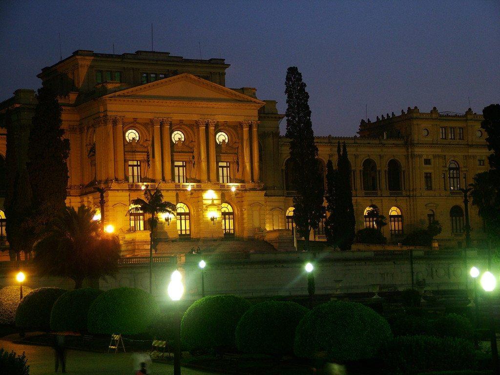 Regierungspalast von São Paulo (Bild: Carlosh  / pixelio.de)
