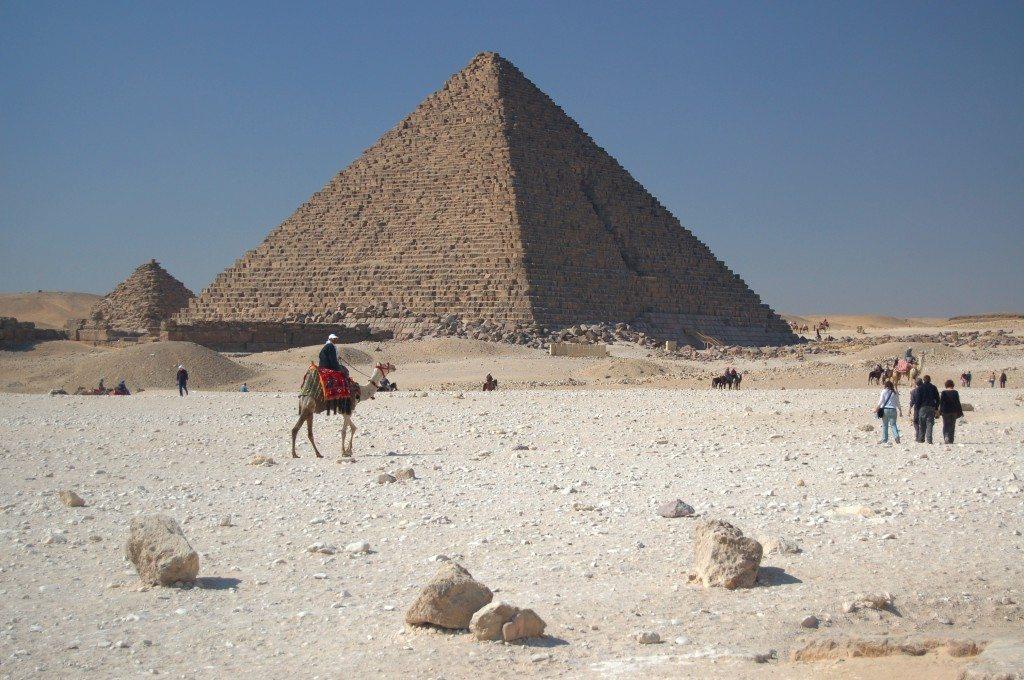 Touristen in Ägypten (Bild: detlef menzel  / pixelio.de)