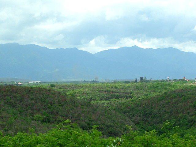 Blick auf die Sierra Maestra (Bild: Chris / pt.wikipedia / Lizenz: CC)